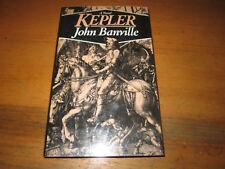 John Banville KEPLER 1st Edition in jacket