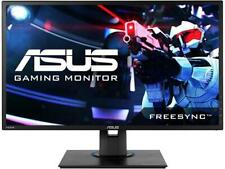 "ASUS VG245H Black 24"" 1ms (GTG) Widescreen Dual HDMI EyeCare Console Gaming Moni"