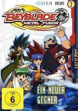 DVD/ Beyblade Metal Fusion - Volume 2 - Ein neuer Gegner !! NEU&OVP !!