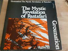 3LP Count Ossie And The Mystic Revelation Of Rastafari – Grounation - VERY RARE