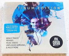 MI CASA Music Platinum Edition Double CD includes Remixes + Videos SOUTH AFRICA
