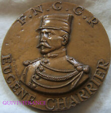 MED10071 - MEDAILLE Fédération Nationale Gendarmerie & Garde Républicaine 1907