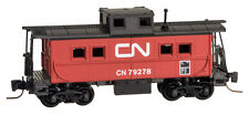 Canadian National Center Cupola Caboose MTL #535 00 320 Micro-Trains Z-Scale