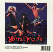 MOTLEY CRUE - STICKER/DECAL - BRAND NEW VINTAGE - MUSIC BAND 042