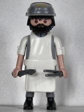 Playmobil western - cowboy - sudiste - confédéré - médecin - chirurgien - custom