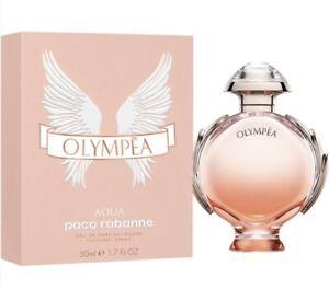 Paco Rabanne Olympea Aqua Eau De Parfum Legere EDP Perfume 80ml Sealed Authentic