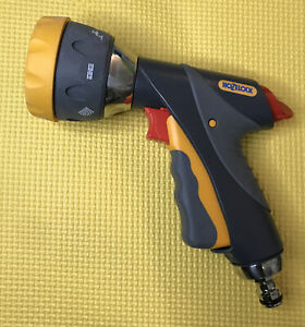 Hozelock HOZ 2694 Multi Spray Pro Gun With 7 Pattern. The Item Is New But No Tag