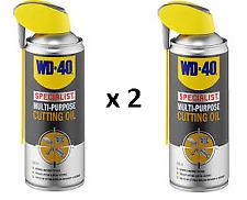 WD40 Specialist Multi Purpose Cutting Oil 400ml