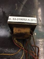 Electronic Transformer Type 53-319252-A (Listing 01)