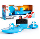 Sharper Image Wave Rage - Remote Control Speedboat Racer Free Shipping - New!!