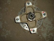 2002 Yamaha YFM Raptor 660 ATV Right Front Wheel Hub (85/80)