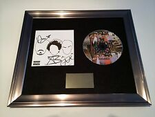 SIGNED/AUTOGRAPHED THE MIDNIGHT BEAST-THE MIDNIGHT BEAST FRAMED CD PRESENTATION.