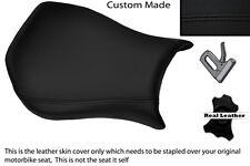 Negro Stitch personalizado se adapta a Ducati Monoposto 748 916 996 998 Cuero Funda De Asiento