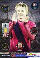 2016 Panini Adrenalyn Road to Euro France Martin Odegaard Limited Edition