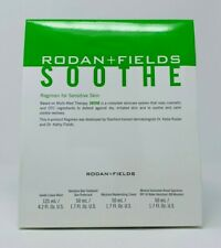 Rodan and + Fields SOOTHE Regimen for Sensitive Skin - 4 Piece Set NEW IN BOX
