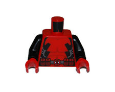 NEW LEGO - Torso - Super Heroes - Deadpool - from set 6866-1