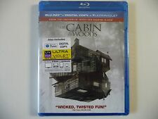 The Cabin in the Woods (Blu-ray Disc, 2012) (NEW)
