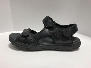 Skechers Tulo Comfort Sandals Mens Black 12 M