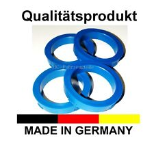 4x Zentrierring 73,1 mm x 57,1 mm für BARRACUDA BROCK AUDI VW RC MADE IN GERMANY