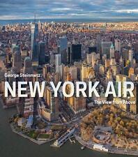 NEW YORK AIR - STEINMETZ, GEORGE - NEW HARDCOVER BOOK