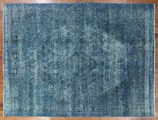 Collection Overdyed 10'x13' Hand Knotted Area Rug H7387