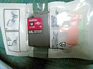 Genuine Brother Innobella MAGENTA Ink Cartridge LC105M - XXL Super High Yield