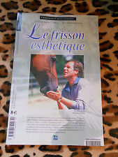 REVUE LE FRISSON ESTHETIQUE N° 9,2010