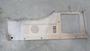 84-89 Toyota 4runner 1st gen rear cargo panels brown