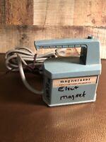 MAGNERASER Vintage Bulk Tape Eraser Duty Cycle 1 Minute On 5 Mins Off Amplifier