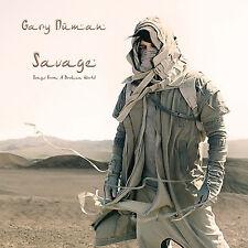 Gary Numan Savage Songs From a Broken World Double LP Vinyl European BMG 2017