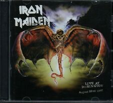 IRON MAIDEN - Live At Donington (August 22nd, 1992) - 2xCD Album *Remastered*