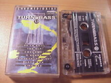 TURN UP THE BASS - 13 - Tape/Cassette