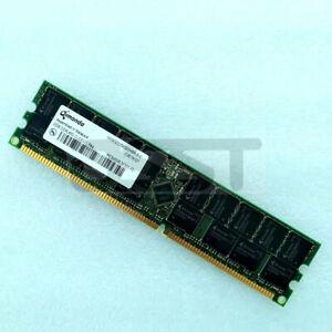 Qimonda DDR 400 2GB PC3200R CL3 ECC Reg Server DRAM Memory HYS72D256320HBR-5-C