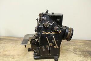 RARE Vintage Union Special 39200 F Industrial Denim Sewing Machine