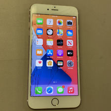Apple iPhone 6S+ - 128GB - Rose Gold (Unlocked) (Read Description) BJ1137