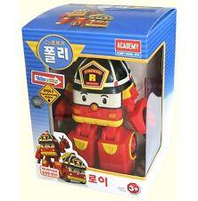 "ACADEMY 83170 ROBOCAR POLI Transforming Toy Robot Series ""ROY"" 5.1in"