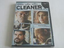 DVD CLEANER***SAMUEL L. JACKSON***ED HARRIS***EVA MENDES***