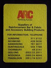 ARC REINFORCING AUSTRALIA REINFORCEMENT BAR & FABRIC SUNSHINE 3115122 COASTER