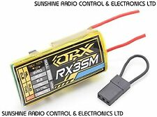 OrangeRX RX3SM Micro 3-Axis Gyro With DSM2 Compatible 4CH 2.4Ghz Receiver NEW UK