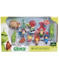 THE GRINCH MOVIE  2018 3 Ornament /& Figure Blind Mystery Packs Stocking Stuffer