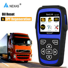 Heavy Duty Diesel DPF Regen Diagnostic Scanner For CUMMINS DETROIT HINO Truck