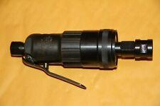 vintage cleco inline die grinder 111 series 1/4 collet aircraft tool RARE