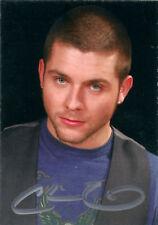 American Idol Season 6 Autograph - Chris Richardson