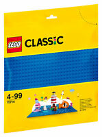 10714 LEGO Classic Blue Baseplate 1 Pieces Age 4+