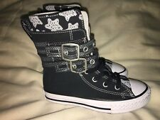 Converse All Star High Cut Junior 12 youth Unisex  New with tag Easy Slip On