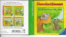 Mauseschlau & Bärenstark - Ein Baumhaus für zwei - Ravensburger Mini Bilderspaß