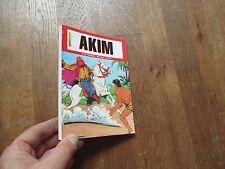 PETIT FORMAT BD AKIM 62 mon journal 1999