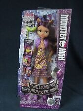 Monster High Clawdeen Wolf  Welcome to Monster High Dance the Fright Away 2015