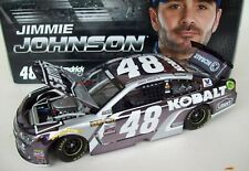Jimmie Johnson 2016 Kobalt Tools #48 Chevy Brilliant Color Chrome 1/24 NASCAR