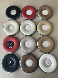 Mercedes Benz 220 230 250 300 se sl Horn Pad Button Classic